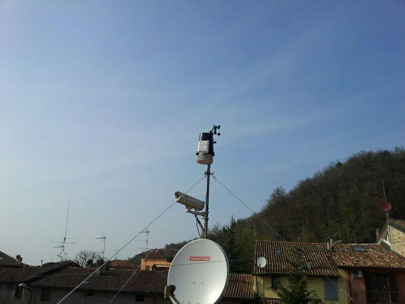 Visuale stazione Valsamoggia